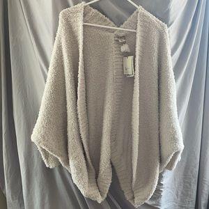 Barefoot Dreams Cozy Sweater 1X